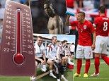 England's weather worries pale in insignificance behind Italy and Germany