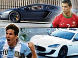 Stars and their cars