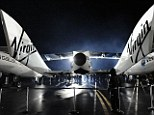 Google is apparently in advanced talks with Virgin Galactic to buy a 1.5 per cent stake in the company at £18 million ($30 million), which would value it at £1.2 billion ($2 billion). The deal would give Google access to Galactic's cargo spacecraft LauncherOne, the sibling to the passenger-carrying SpaceShipTwo (pictured)