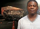 Tracy Morgan still critical but 'doing better' following deadly crash which killed his close friend five days ago