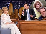 'I could have been Mrs. Clint Eastwood!' Barbara Walters attempted to seduce the Oscar winner at Jersey Boys premiere