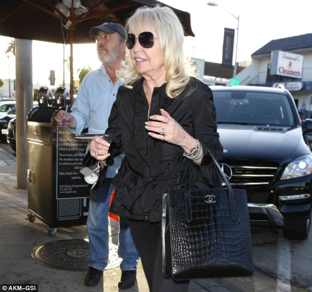 Shelly Sterling, Donald's estranged wife, had been poised to sell the team for $2billion but the sale is now on hiatus