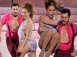 She likes the dancers! Jennifer Lopez 'is dating Maksim Chmerkovskiy' amid claims she drove Casper Smart away with her fitness obsession
