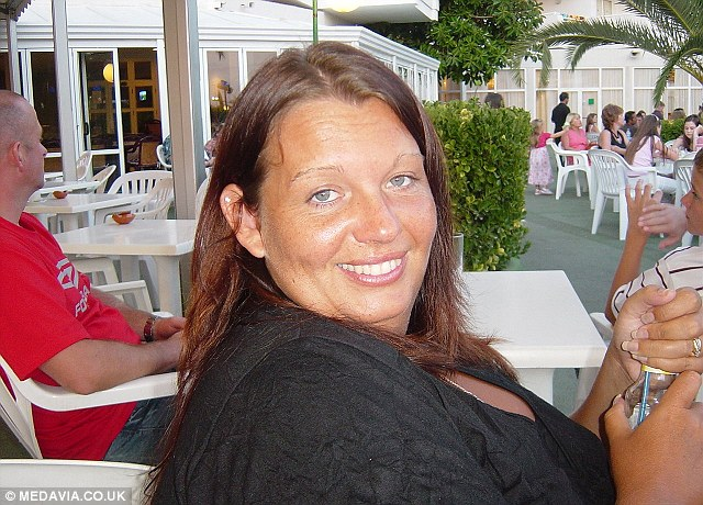In 2005, Mrs Green began experiencing excruciating abdominal pains and discovered her womb had collapsed onto her bowel because  she was overweight