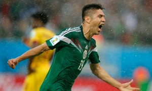 Mexico v Cameroon: World Cup 2014 – as it happened
