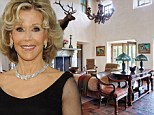 'It has been a sanctuary and a place of great joy for me and my family': Jane Fonda lists her rustic New Mexico ranch for $19.5M