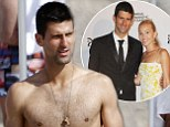 Novak Djokovic 'cancels his Montenegro wedding so he can focus on Wimbledon'¿ but he WILL marry fiancé Jelena Ristic after the tennis tournament