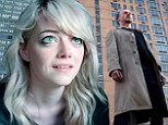 'You were a movie star remember?': Emma Stone plays daughter of washed-up actor played by Michael Keaton trying to reclaim glory in Birdman trailer