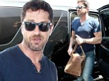 'I wanted to maintain my macho exterior!' Gerard Butler admits he hid his tears at screening of How To Train Your Dragon 2