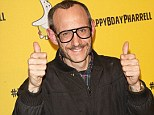 More controversy: Fashion photographer Terry Richardson 9pictured in April) has been faced with yet another claim from a woman who says he sexually assaulted her when she was 23