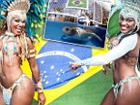 Best yet? This summer's tournament promises to be the most colourful and intriguing World Cup in history