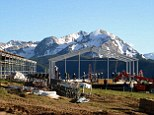 Backlash: Environmentally conscious residents are outraged a couple is building a dance floor, 27,000-square foot tent and a temporary chapel on a rural meadow at Little Annie Basin near Aspen Mountain, which they say will cause traffic and damage the area