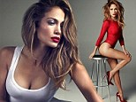 Jennifer Lopez flashes her legs in racy leotard for new cover shoot as she says 'sometimes I can be way too deep'