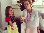'Tonight she's really earned a few!' Ivanka Trump gives her little princess Arabella pink pompoms for good behavior