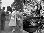 The Queen at Ascot