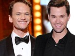 Neil Patrick Harris to be replaced in Hedwig And The Angry Inch after Tony win... by Girls star Andrew Rannells