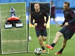 Turn it on: This is Rooney's time to deliver