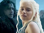 Daenerys deals with her snapping dragons as the Night's Watch braces for battle in teaser for Game Of Thrones epic season finale
