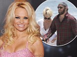 'We're the modern Brady Bunch!' Pam Anderson pens article where she says life in Malibu with husband Rick Salomon is quite normal