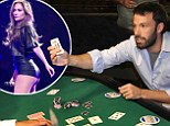'It was nice': Poker Princess Molly Bloom claims Ben Affleck bragged about Jennifer Lopez's derriere during celebrity poker game