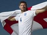 Pride: Gerrard says he has gotten over his Premier League heartbreak with Liverpool weeks ago