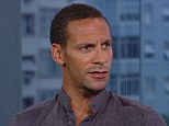 Opinions: Rio Ferdinand says Robin van Persie went from being the 'main man' to a 'sideshow' at Manchester United