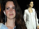 Fears for Lana Del Rey, 27, over dark interview where she says dying young is 'glamorous' and idolises 'The 27 club'