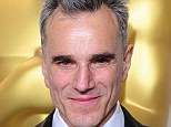 Accolade: Three-times Oscar winning Daniel Day Lewis is to receive a knighthood
