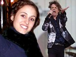 Melanie Hamrick, 27, pictured met Jagger two weeks before L'Wren's tragic suicide however the exchanged contact details three months earlier when they met in Japan after the Rolling Stones played a sell out gig