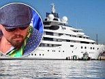 Friends in high places! Leonardo DiCaprio borrows one of the largest superyachts on earth to treat his pals to the World Cup in style