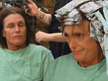 That won't help the rumours Bruce! Jenner gets his hair highlighted and cut into a womanly bob on new KUWTK episode