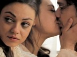 Mila Kunis and James Franco kiss several times in new trailer for independent film Forever Love
