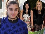 'Wish I could go back in time': Madonna's daughter Lourdes reflects on her fashion misses ahead of high school graduation