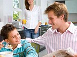 Fathers are spending seven times more time with their children than they did in the 1970s, a study has found