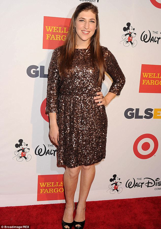 Too busy for TV: Mayim Bialik told Kyle and Jackie O she didn't have time for television before she landed her role on The Big Bang Theory