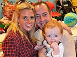 Prison pregnancy: Michael Lohan's incarcerated girlfriend is pregnant with their second child, pictured in January in Florida
