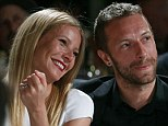 Still coupled: Despite announcing their 'consciously uncoupling' earlier this year, Gwyneth Paltrow and her ex Chris Martin are attending marriage counselling sessions with a top therapist in Los Angeles