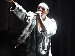 'I'm going after Shakespeare!' Kanye West takes aim at dead legends in latest rant at Bonnaroo Music Festival