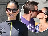 'I'm real happy!' NFL player Aaron Rodgers opens up about his relationship with Newsroom actress Olivia Munn
