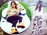 While Kim and Kris post bikini photos... Khloe and Kourtney Kardashian cover up in the Hamptons