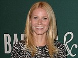 Healthy eater: Gwyneth Paltrow has written a book sharing her nutritious recipes