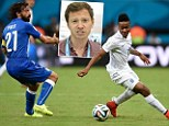 Neil Ashton says Raheem Sterling has been a star for England