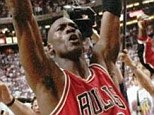 Strike it rich: Former Chicago Bulls star Michael Jordan is now a billionaire, according to reports in America