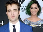 Robert Pattinson 'flirts with close pal Katy Perry' before confessing that he finds her 'so hot'