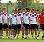Golden generation: Germany's current crop is their best for 20 years, according to Michael Ballack