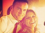 Coleen Rooney, the wife of £300,000-a-week Manchester United striker Wayne, received a torrent of abuse on Twitter after posting a Father's Day message saying how proud she and her two sons are of the striker