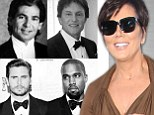 'I love these guys so much!!!' Kris Jenner wishes all the men in her life a happy Father's Day