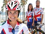 Pippa Middleton and brother James kick off epic charity bike race in California which will see them cover 3,000 miles in eight days