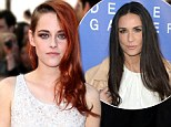 Kristen Stewart wants 'idol' Demi Moore to play her mother in film to revive their 'depressing public images'