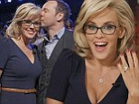 'Will. You. Mary. Me?': Jenny McCarthy reveals how her fiance Donnie Wahlberg misspelled his marriage proposal on three sheets of paper and a T-shirt
